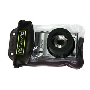 DiCAPac WP-410 wasserdichte Kameratasche ohne Kamera