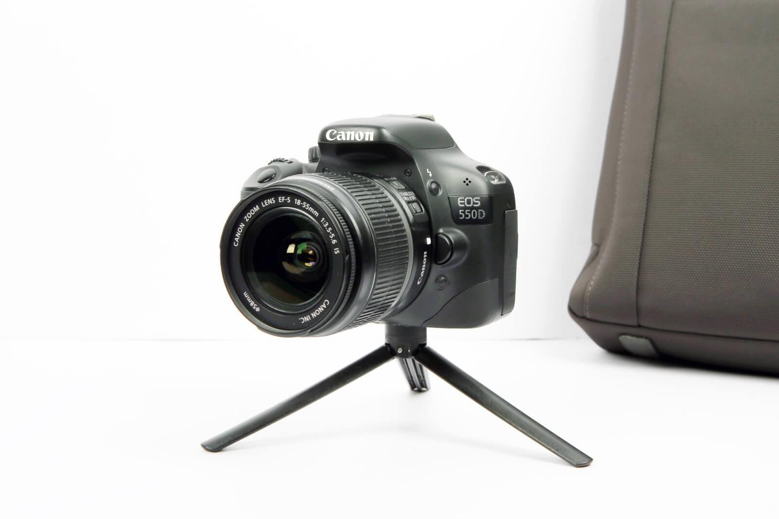 DiCAPac Action DP-1T Universal Stativ für Selfie Stick und Digitalkameras - Produktbild