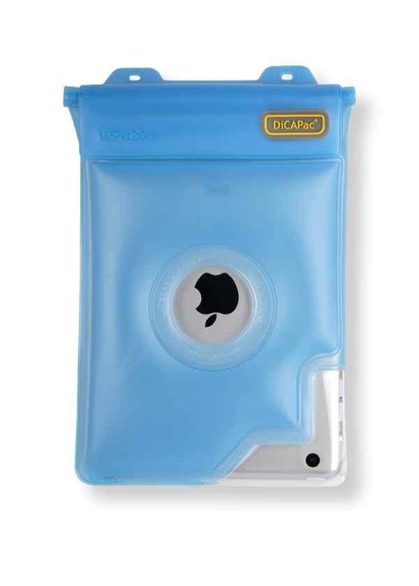 DiCAPac WP-i20m wasserdichte iPad case - blau