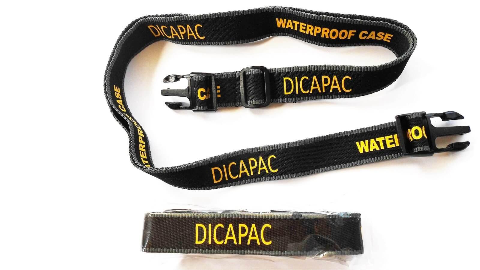 Original DiCAPac Ersatzteil Trageriemen Umhaengeband WP-S5 und WP-S10