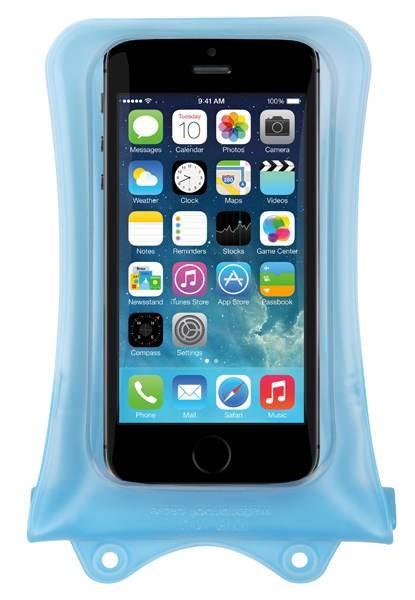DiCAPac WP-i10 Unterwasser iPhone Case - groß - blau