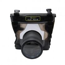 Spiegelreflexkamera Unterwassergehäuse DiCAPac WP-S10 - front ohne kamera
