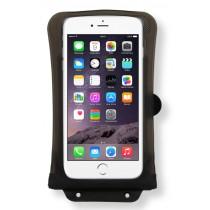 DiCAPac Action WP-C2A wasserdichtes Smartphone Case mit Clip-Halterung - Vorderseite