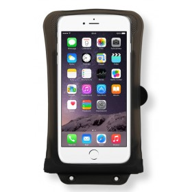 DiCAPac Action WP-C2A wasserdichtes Smartphone Case mit Clip-Halterung für Handys mit max. 80mm x 160mm
