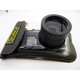 Unterwasser Kameratasche DiCAPac WP-310 für viele Kameras z.B. Coolpix S6700 & Sony WX100
