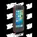 DiCAPac WS-i6s wasserdichtes iPhone 6 Handy Case für iPhone 6 & 6s - Rot - vorne