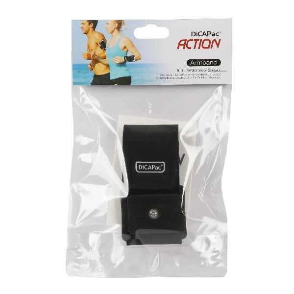 DiCAPac Action DP-1A Sport-Armband-mit-Halterung