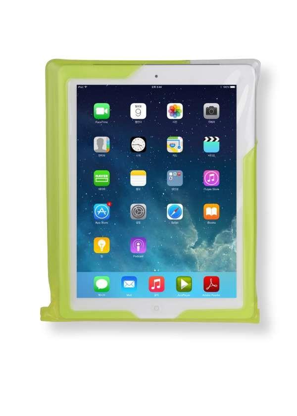 DiCAPac WP-i20 wasserdichtes Unterwasser-Case iPad 1 iPad 2 iPad 3 und iPad 4