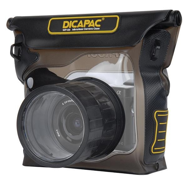 DiCAPac for mirrorless cameras dicapac-wp-s3-waterproof-case-for-mirrorless-system-cameras-dslm-interchangeable-lenses-supported-31