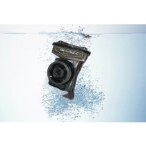DiCAPac WP-610 waterproof Superzoom Camera Case with camera underwater