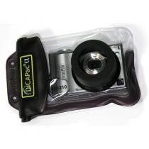 DiCAPac WP-310 Waterproof Camera Bag with camera