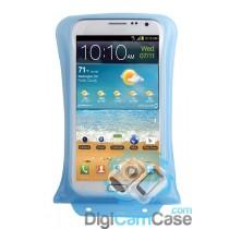 DiCAPac WP-C2 wasserdichtes Case für große Smartphones