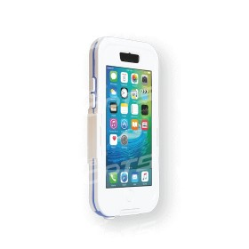 DiCAPac WS-i6s waterproof iPhone 6s Case for iPhone 6 / 6s - Polycarbonate hard case - White
