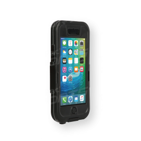 DiCAPac WS-i6s waterproof iPhone 6 case for iPhone 6 & iPhone 6s - waterproof up to 32ft. / 10m - Black Line