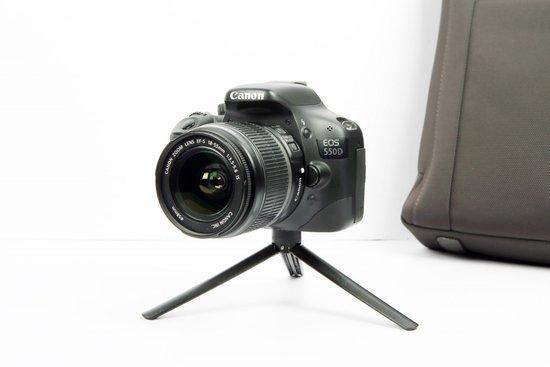 DiCAPac Action DP-1T Universal Stativ für Selfie Stick und Digitalkameras