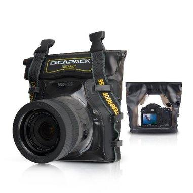 wasserdichte Spiegelreflex Kamerataschen von DiCAPac