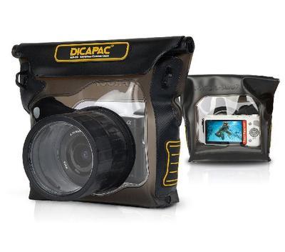 DiCAPac wasserdichte Systemkamera-Taschen
