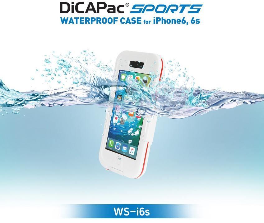 DiCAPac Sports Unterwasser-Cases