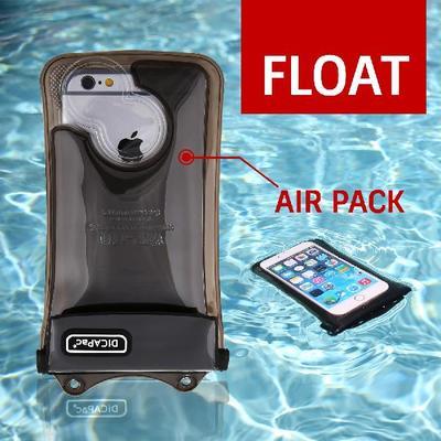 wasserdichte iPhone Hülle-airbag-versinkt-nicht-im-wasser