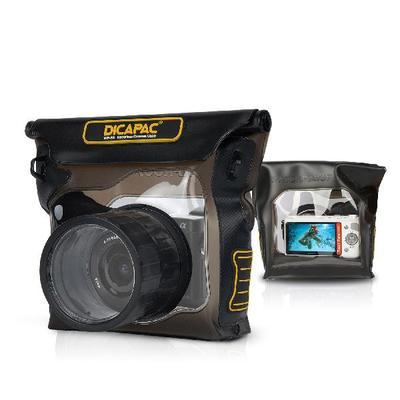 wasserdichtes Case für Spiegellose Systemkameras mit Wechselobjektiv - detail 1