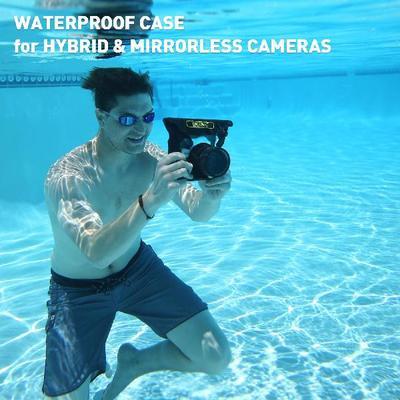 wasserdichtes Case für Spiegellose Systemkameras mit Wechselobjektiv - detail 2